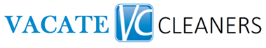 vacate Cleaners Logo